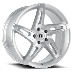Touren Wheels TF04 5 Brushed Silver