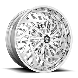 Trance - S826 Chrome 5 lug