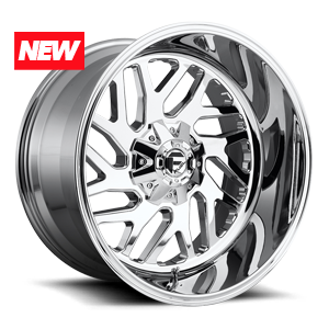 Fuel 1-Piece Wheels Triton - D609 5 Chrome