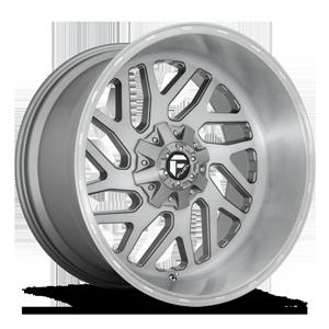 Fuel 1-Piece Wheels Triton - D715 6 Platinum