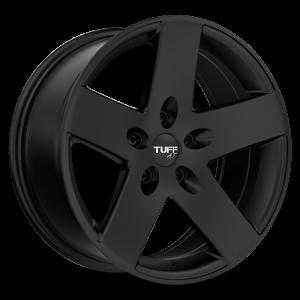 Tuff A.T. Wheels T-20 5 Satin Black