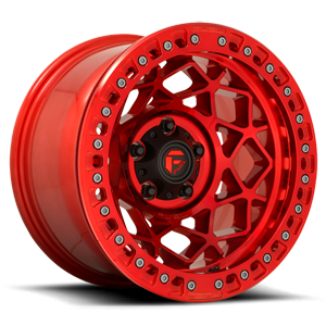 Unit - D121 Candy Red 5 lug