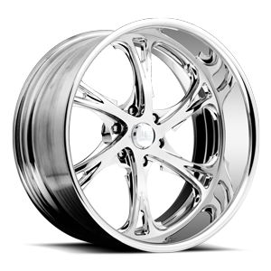 Spur 6 - U714 Polished 6 lug