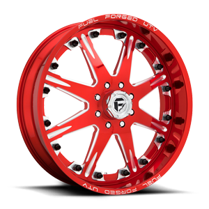 FF25 - UTV Candy Red 4 lug