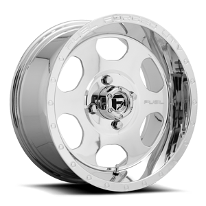 Fuel UTV Wheels FF69 - UTV 4 Polished