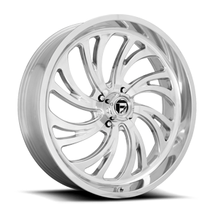 Fuel UTV Wheels Kompressor - D203 - UTV 4 Polished