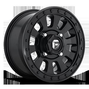 Fuel UTV Wheels Tactic - D630 - UTV 4 Matte Black