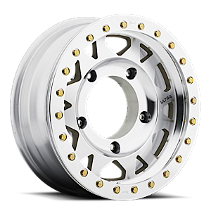 Ultra Motorsports Xtreme 103 Xtreme Wide 5 OFF RD USE ONLY 5 Machined with Machined Bead-Lock