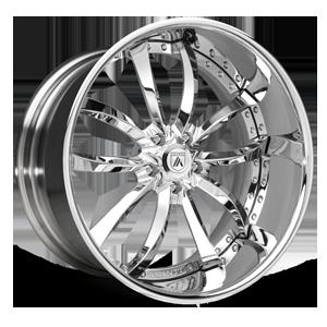 Asanti Forged Wheels V/A Series VF601 5 Chrome
