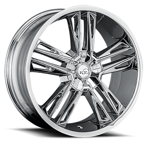 Stinger Chrome 5 lug
