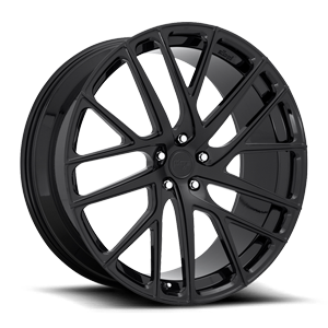 Venezia Two Tone Black 5 lug