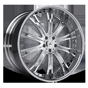 Asanti Forged Wheels V/A Series VF606 5 Chrome