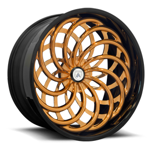 Asanti Forged Wheels V/A Series VF835 5 Rose Gold