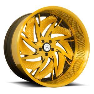 Asanti Forged Wheels V/A Series VF836 5 Gold