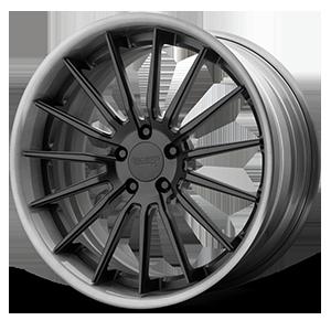 American Racing Custom Wheels VF300 5 Black