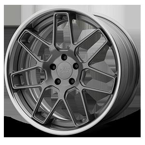 American Racing Custom Wheels VF301 5 Gunmetal