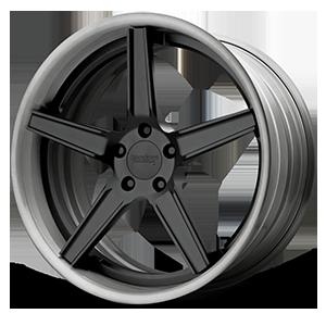 American Racing Custom Wheels VF302 5 Black