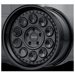 American Racing Custom Wheels VF309 5 Satin Black