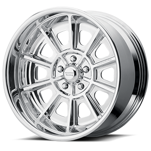 VF527 Polished 5 lug