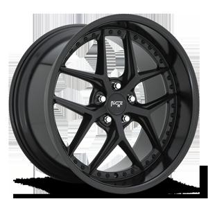 Niche Sport Series Vice - M226 5 Satin Black/Gloss Black