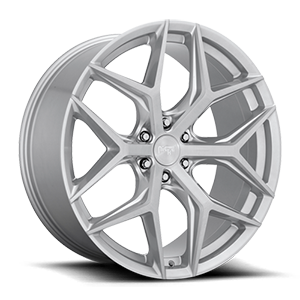 Vice - M233 SUV Brushed Silver 6 lug