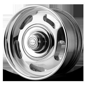American Racing Custom Wheels VN327 Rally 5 Two-Piece Polished