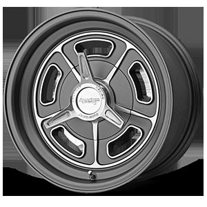 American Racing Custom Wheels VN502 5 Mag Gray