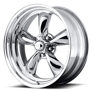 American Racing Custom Wheels VN405 Custom Torq Thrust II 5 Two-Piece Polished