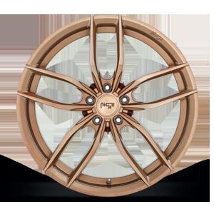 Vosso - M202 Bronze & Brushed 5 lug