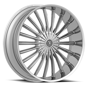 Velocity Wheels VW11 5 Chrome