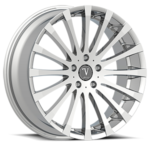 Velocity Wheels VW13 5 Chrome