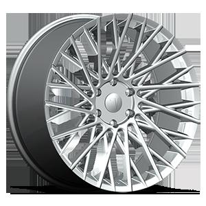 Velocity Wheels VW16 6 Hyper Silver