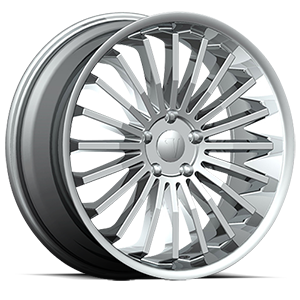 Velocity Wheels VW18 5 Chrome