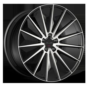 Gianelle Design Verdi 5 Black & Machined Face