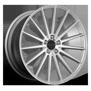 Gianelle Design Verdi 5 Silver Machined Face