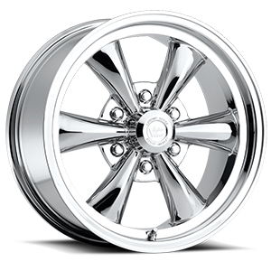 Vision Wheel 141 Legend 6 6 Chrome