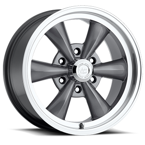 Vision Wheel 141 Legend 6 6 Gunmetal