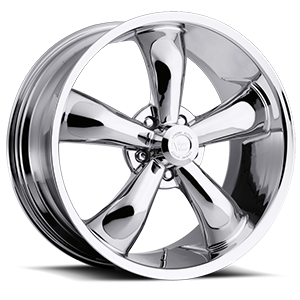 Vision Wheel 142 Legend 5 5 Chrome