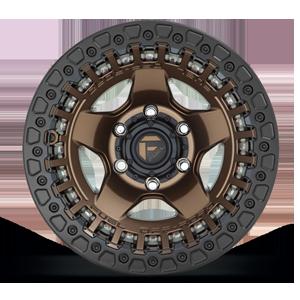 Warp Beadlock - D119 Matte Bronze w/ Black Ring 6 lug