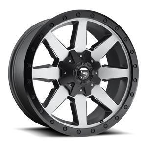 Fuel 1-Piece Wheels Wildcat - D599 5 Anthracite