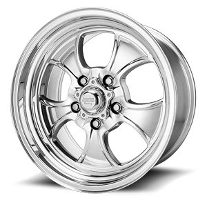 American Racing Custom Wheels VN450 Hopster 5 Two-Piece Chrome