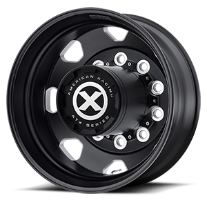ATX Series AO401 Octane 10 Satin Black Milled