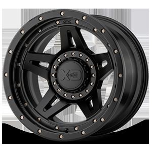 XD Series by KMC XD138 Brute 5 Satin Black