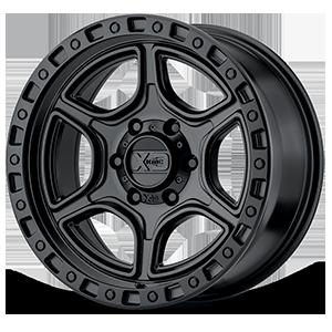 XD Series by KMC XD139 Portal 6 Satin Black