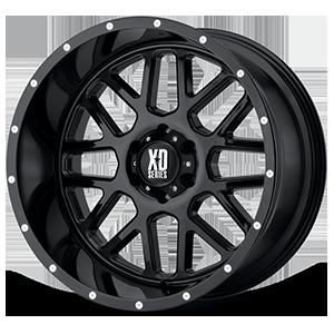 XD Series by KMC XD820 Grenade 6 Gloss Black