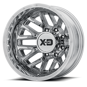 XD843 Grenade Chrome 8 lug