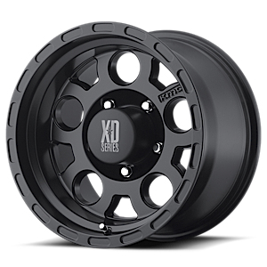 XD Series by KMC XD122 Enduro 5 Matte Black