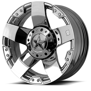 XD Series by KMC XD775 Rockstar 6 Chrome