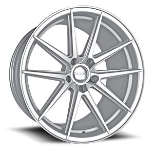XIX Exotic Alloys XF51 5 Silver Machined Face