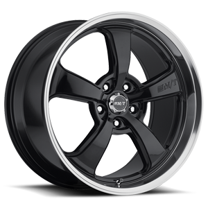 Mickey Thompson SC-5 5 Gloss Black with Mirror Machined Lip